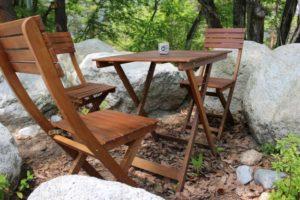 3~4人ファミリーにちょうどいい!バーベキューやキャンプにおすすめなテーブル選