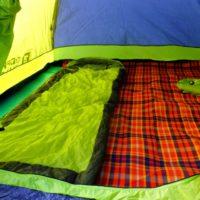 キャンプマット