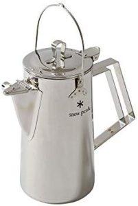 コーヒー好きのマストアイテム!キャンプで使いたいケトル選