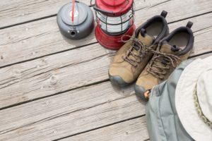 キャンプ靴におすすめ!人気アウトドアシューズ