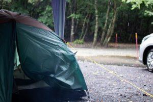 キャンプ撤収・片付けにおすすめ掃除グッズ