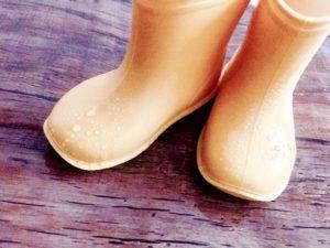 雨キャンプにおすすめ!キッズレインブーツ(子供長靴)