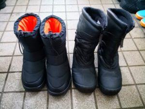 おしゃれなレディース防寒ブーツで冬キャンプへ!